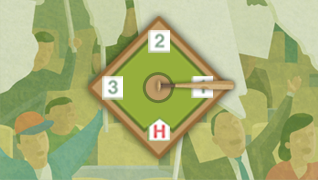 Baseball Diamond 23%