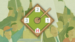 Baseball Diamond 32%